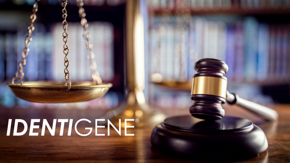 Legal DNA Testing - How It Works | Identigene