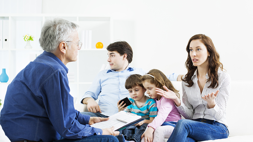 Paternity Test and Family Resource Counseling