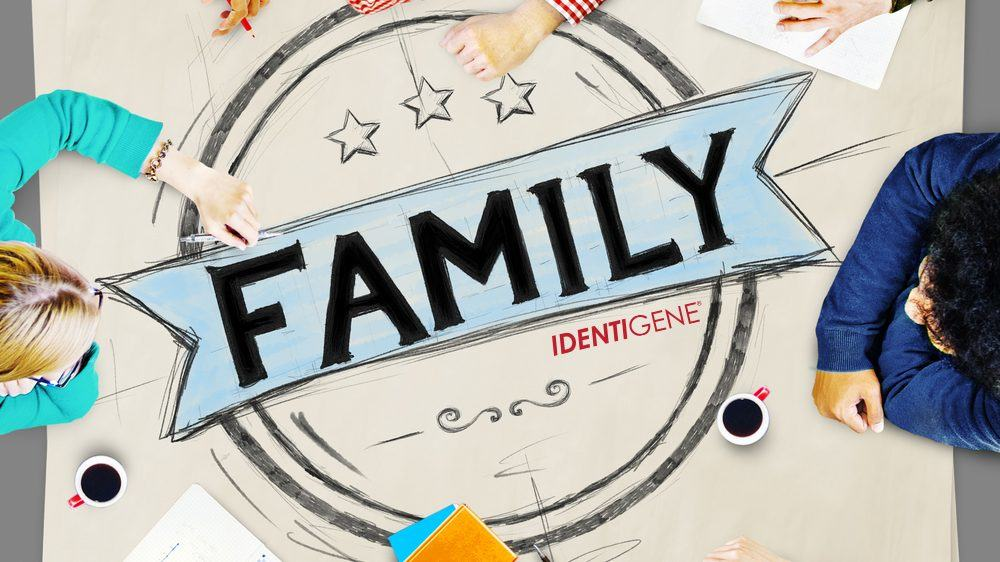 Family first home DNA paternity testing