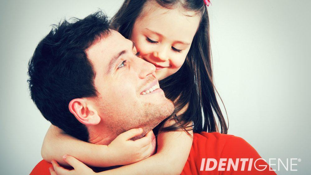 co-parenting with assurance paternity testing with Identigene