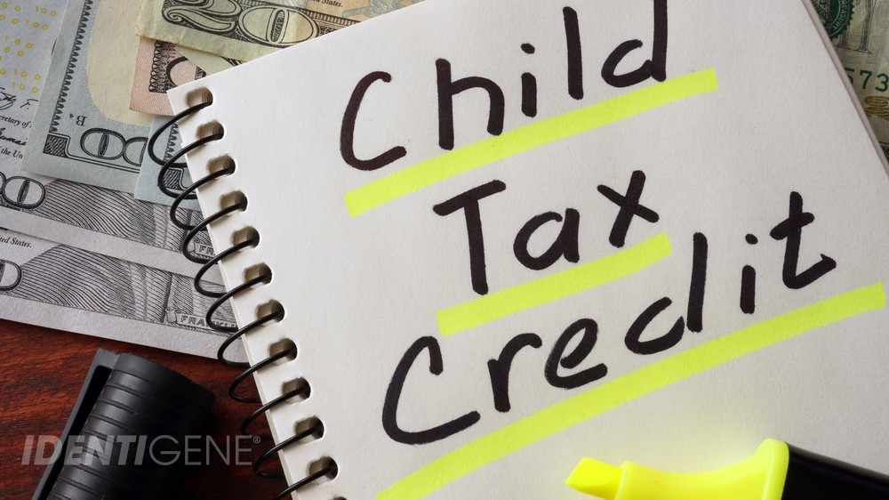 How a paternity test can help on your taxes